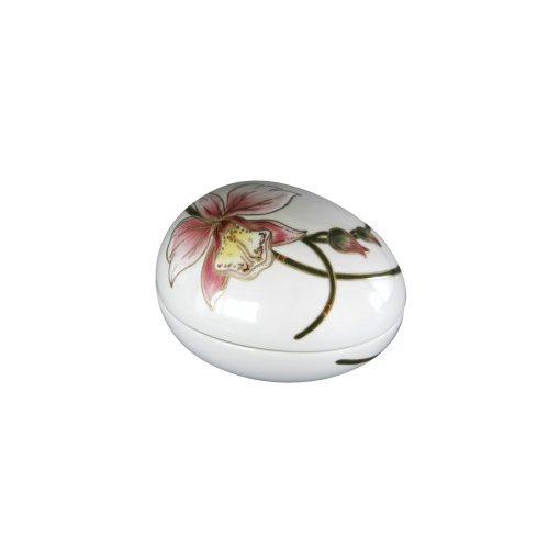 4881/II/8643 Tojásbonbonier Orchideás
