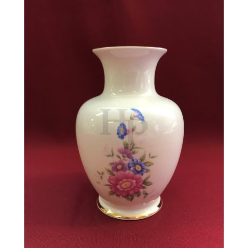 Hollóházi 503 Váza, Hajnalka 14,5 cm