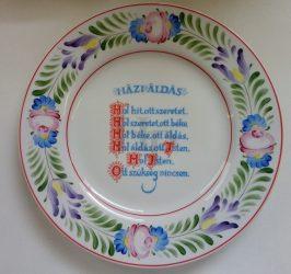 312 Házi áldás 2441 20,5 cm