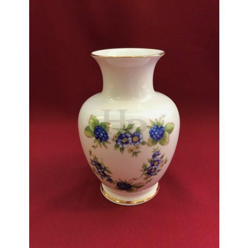 Hollóházi 503 Váza, Szeder 14,5 cm