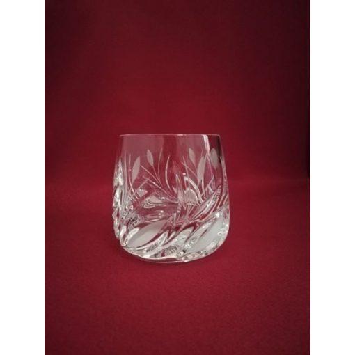 Vodka Barilotto pohár, Nád mintás, 75 ml