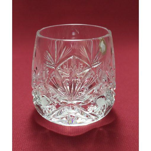 Vodka Barilotto pohár, Sűrű mintás, 75 ml