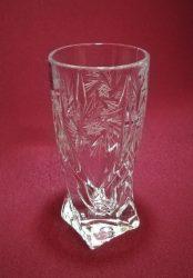 Vodka csavart pohár, Forgó mintás, 40 ml