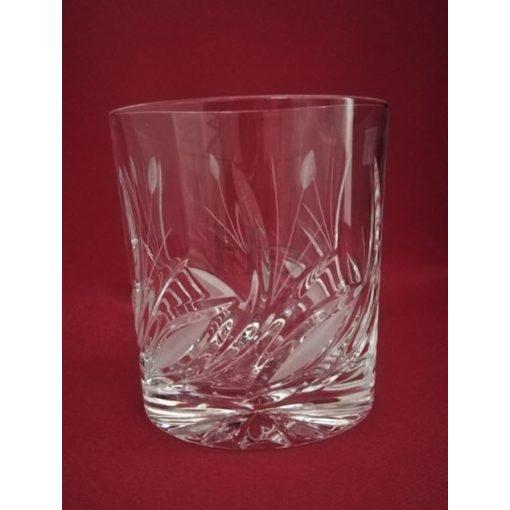 Whisky pohár, nád mintás, 300 ml