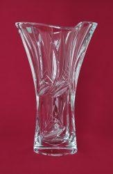 Nád mintás váza, 25,5 cm