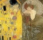 Klimt, Mucha
